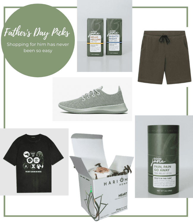 Good jane- Father's Day Picks- Cozy at home
