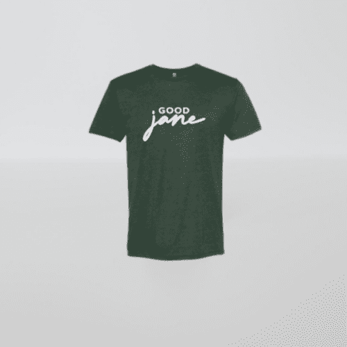 Good Jane Apparel- good jane t-shirt