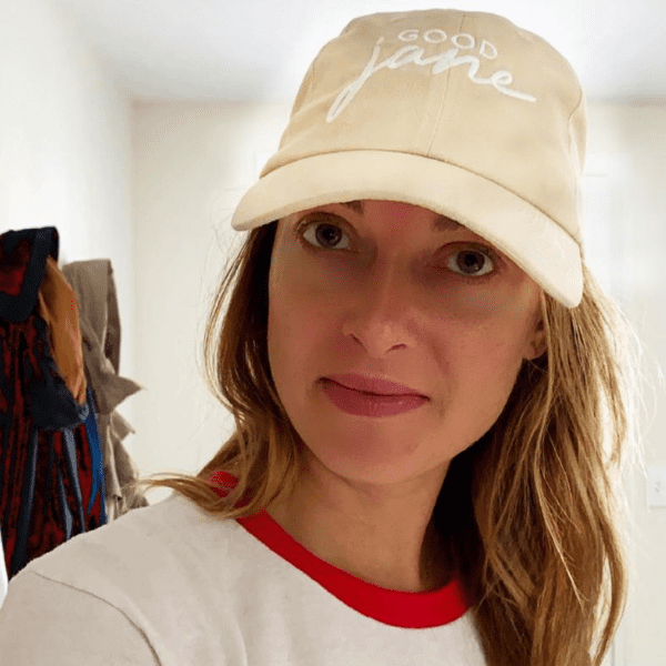 Good Jane Apparel- Liz in Ivory Good Jane Hat