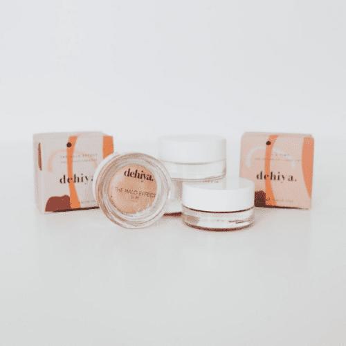 CBD Facial Cream- Halo Effect Highlighter