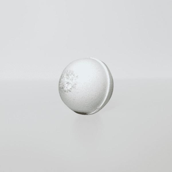 CBD Bath Bomb- Solar Plexus bath Bomb
