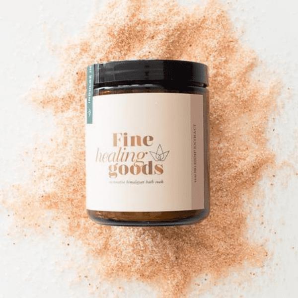 CBD Body Cream- Fine healing goods body cream