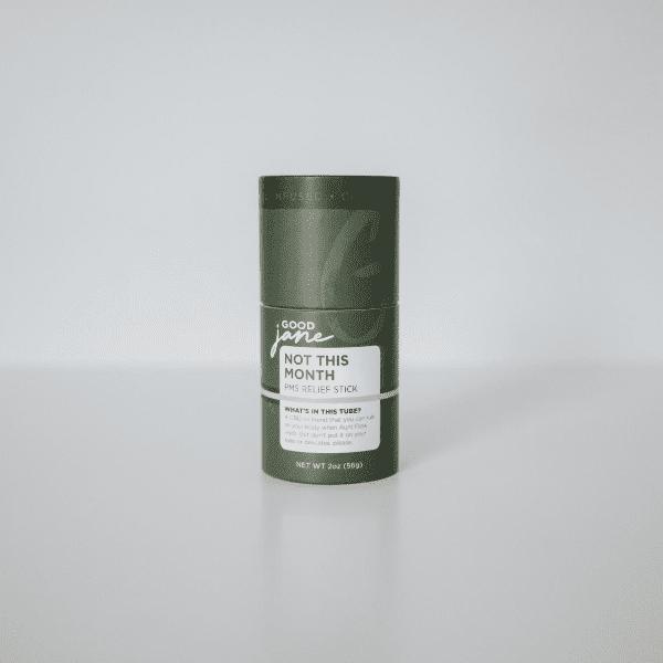 CBD Cream Stick- Not This Month- CBD for PMS